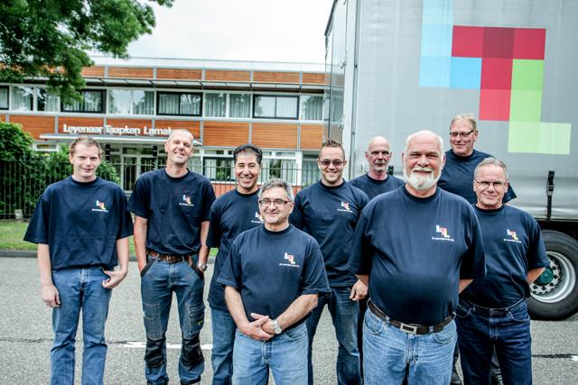 LTL Woodproducts bediend van zijn specialistische team de klanten van a tot z