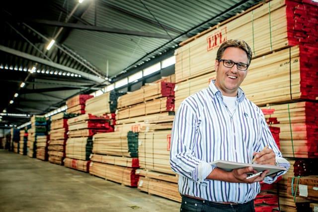 Betrouwbaarheid. Een van de kernwaarden van LTL Woodproducts.