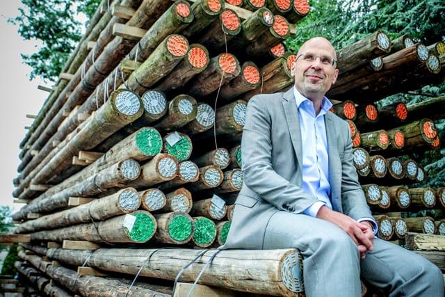 Duurzaamheid. Een van de kernwaarden van LTL Woodproducts.