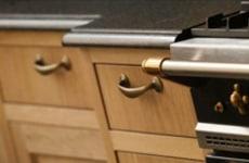 De keuken toepassingen van LTL Woodproducts
